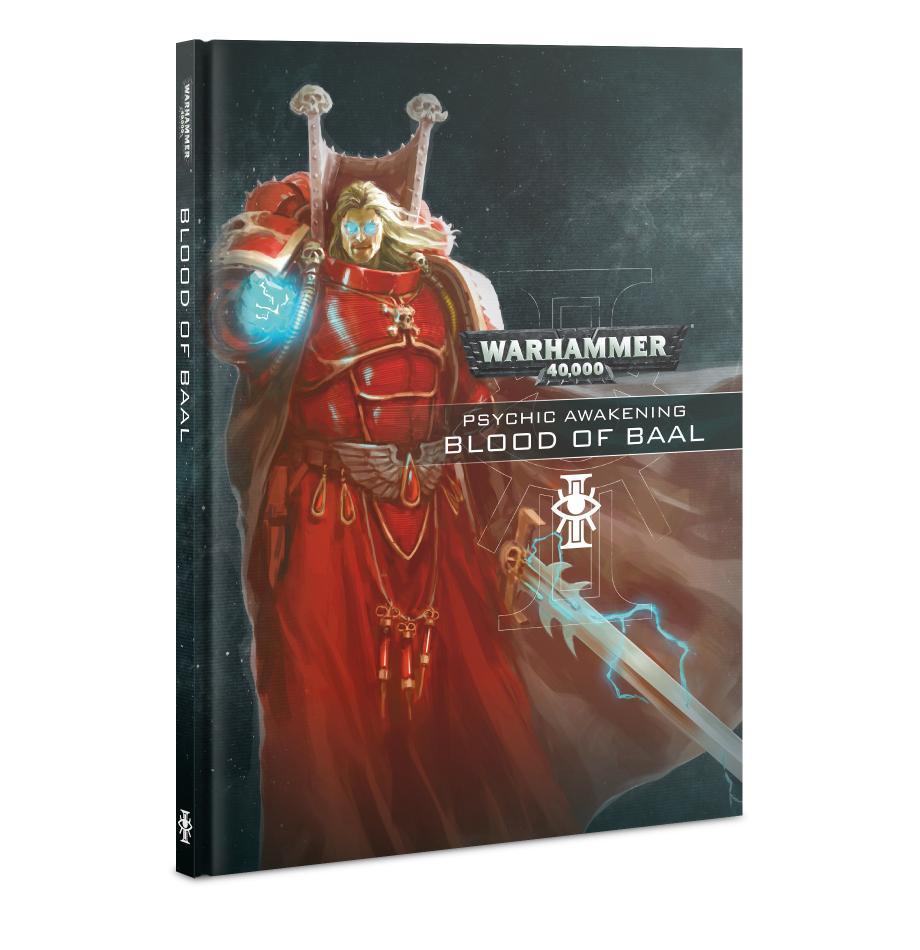Psychic Awakening: Blood of Baal (English)