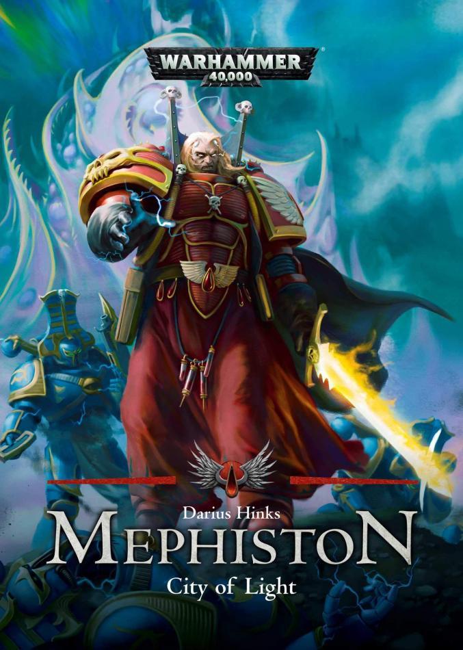Mephiston: City of Light (Hardback)