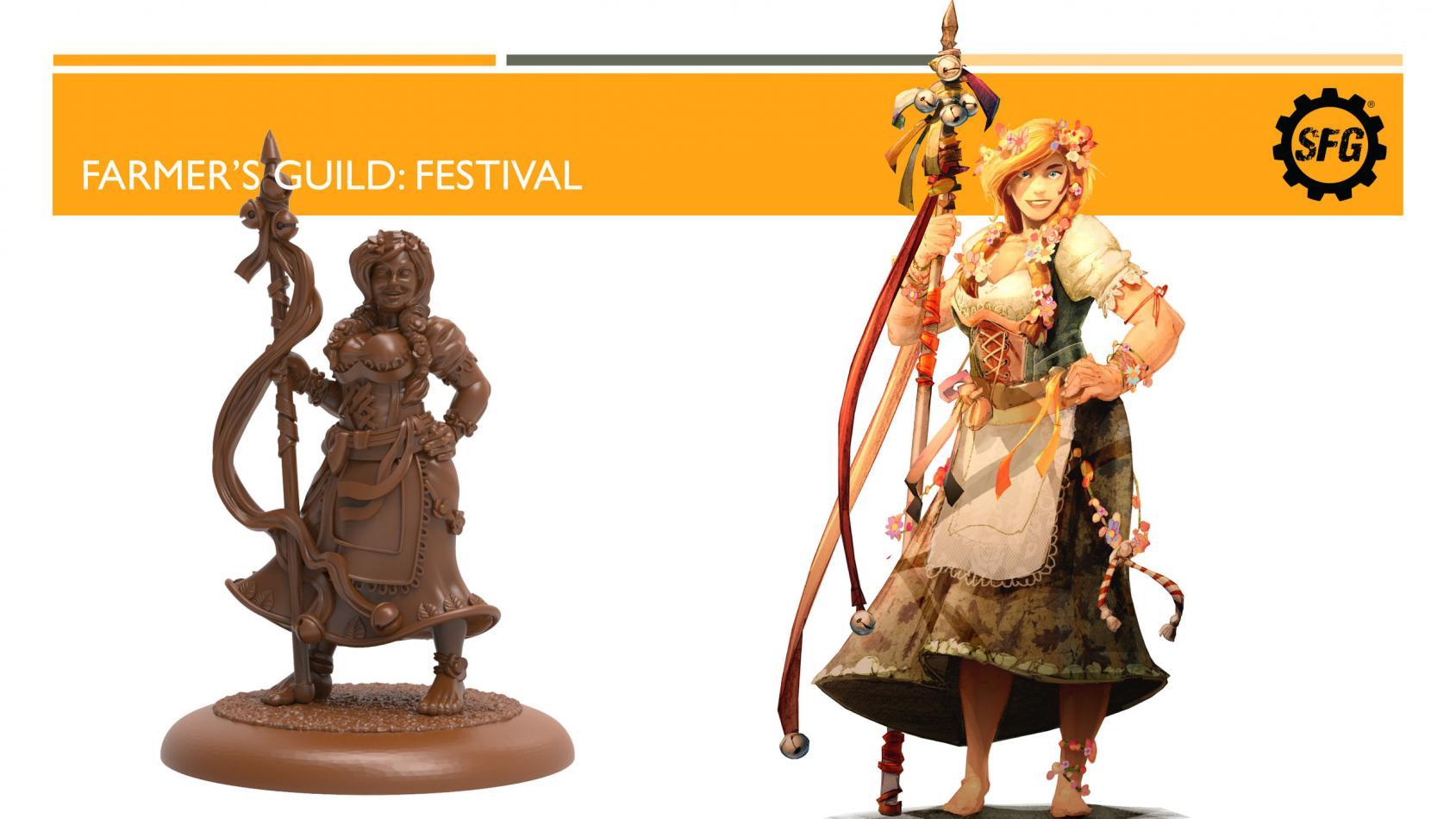 The Farmer's Guild: Festival