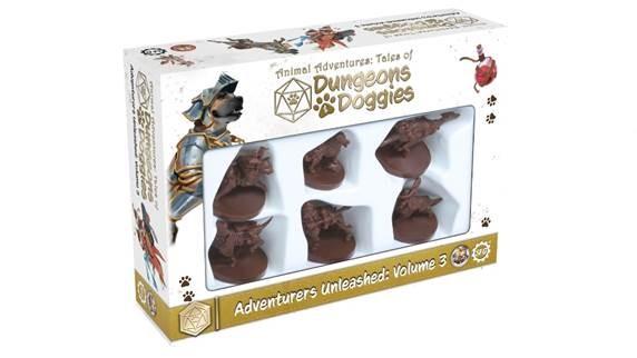 Dungeons & Doggies Volume 3