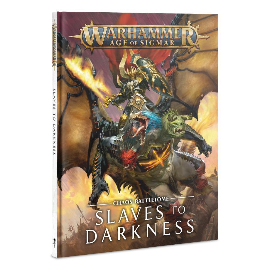 Battletome: Slaves to Darkness (Hardback) (English)