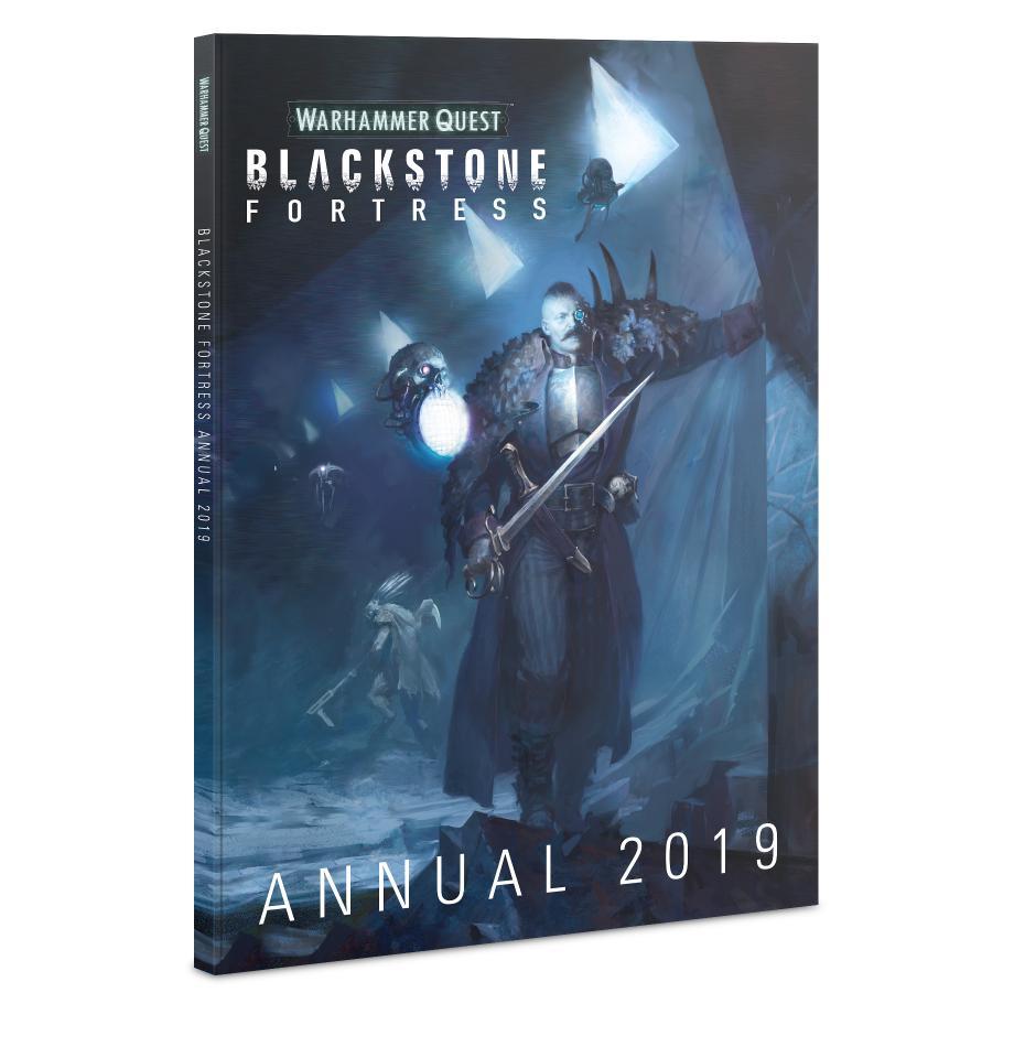 Blackstone Fortress: Annual 2019 (English)