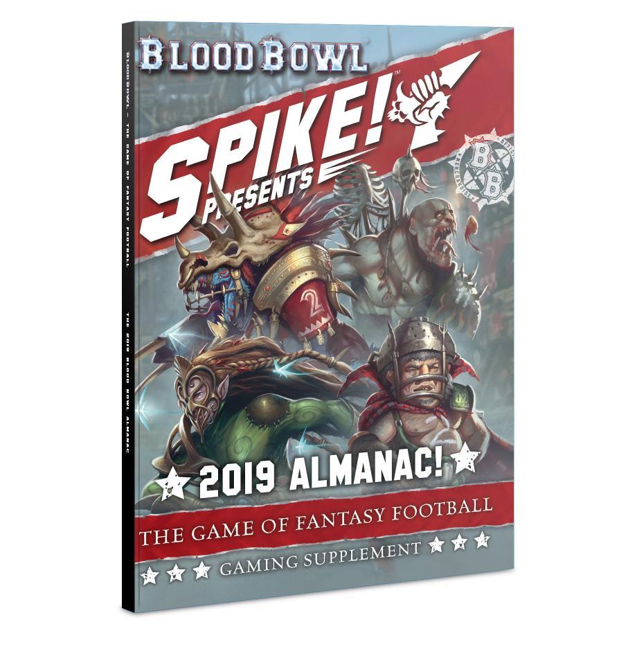Blood Bowl 2019 Almanac! (English)