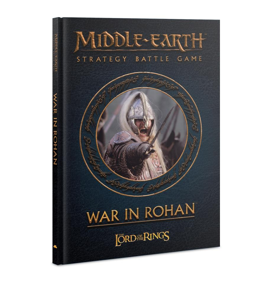 Middle Earth Strategy Battle Games: War in Rohan