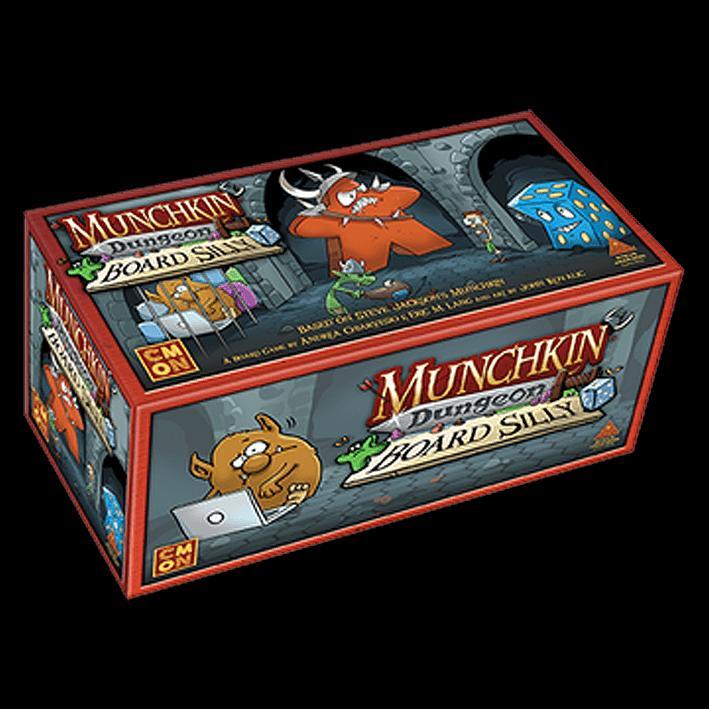 Munchkin Dungeon: Board Silly Exp