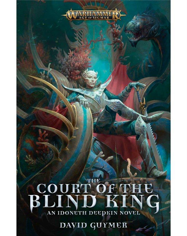The Court of the Blind King (Hardback)