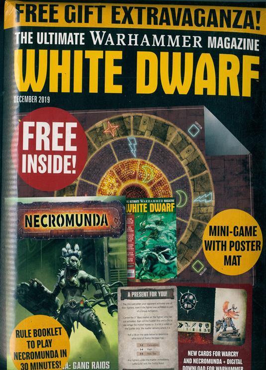 White Dwarf December 2019 (English)