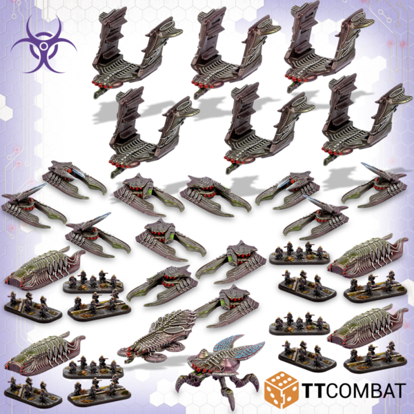 Scourge Starter Army