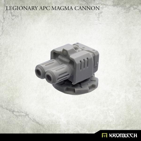 Legionary APC Magma Cannon