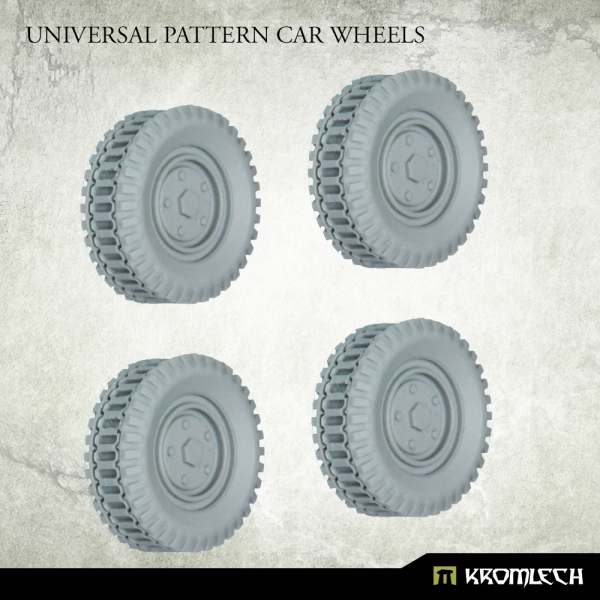 Universal Pattern Car Wheels