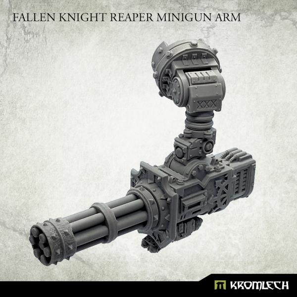 Fallen Knight Reaper Minigun Arm