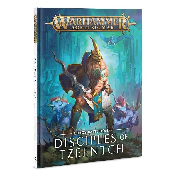 Battletome: Disciples of Tzeentch (Hardback) (English)