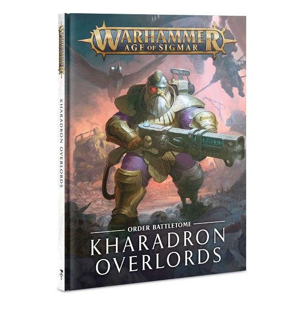 Battletome: Kharadron Overlords (Hardback) (English)