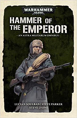 Hammer of the Emperor Omnibus (Paperback)