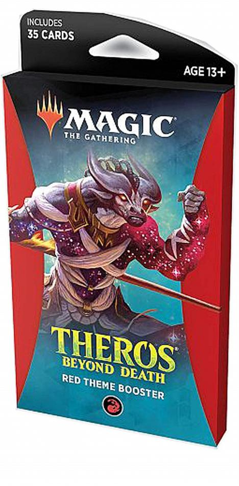 MTG: Theros Beyond Death Theme Booster: Red