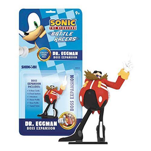 Boss Expansion: Dr. Eggman - Sonic the Hedgehog: Battle Racers