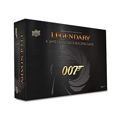 Legendary: James Bond 007 Deck Building Game