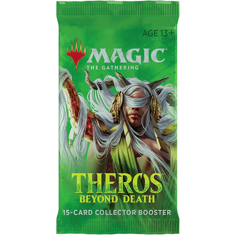 MTG: Theros Beyond Death Single Collector Booster