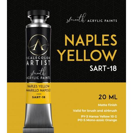 Yellow Naples
