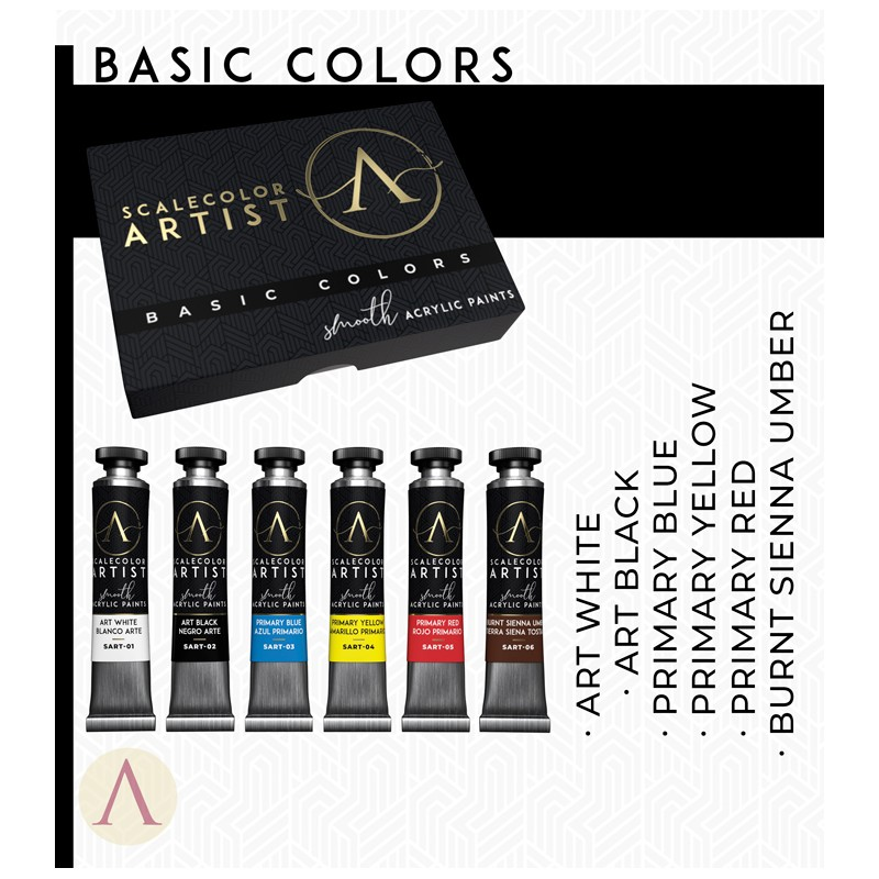 Basic Colors