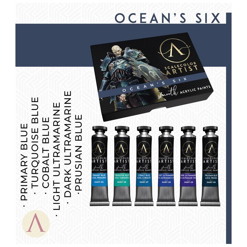 OCEAN'S SIX
