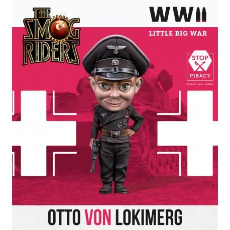 Otto Von Lokimerg