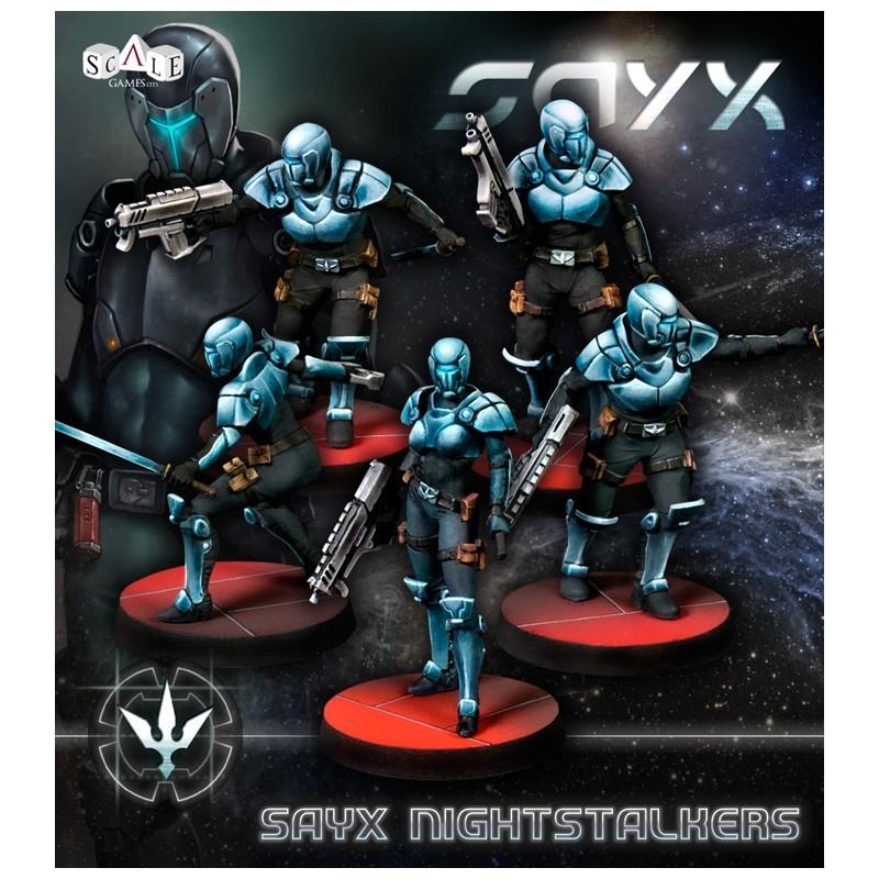 Sayx Nightsalkers