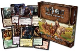 The Hobbit: Over Hill & Under Hill  Expansion