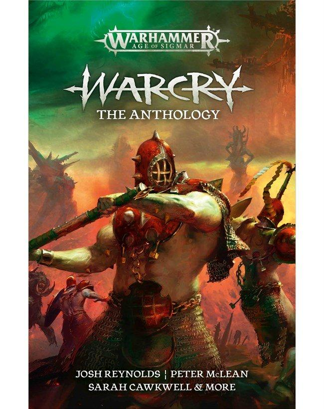 Warcry, the Anthology (Paperback)
