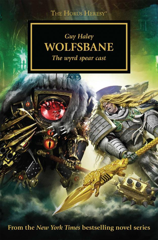 Horus Heresy: Wolfsbane (Paperback)