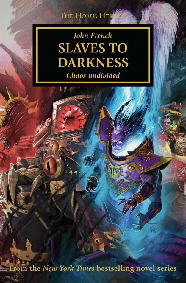 Horus Heresy: Slaves to Darkness (Paperback)