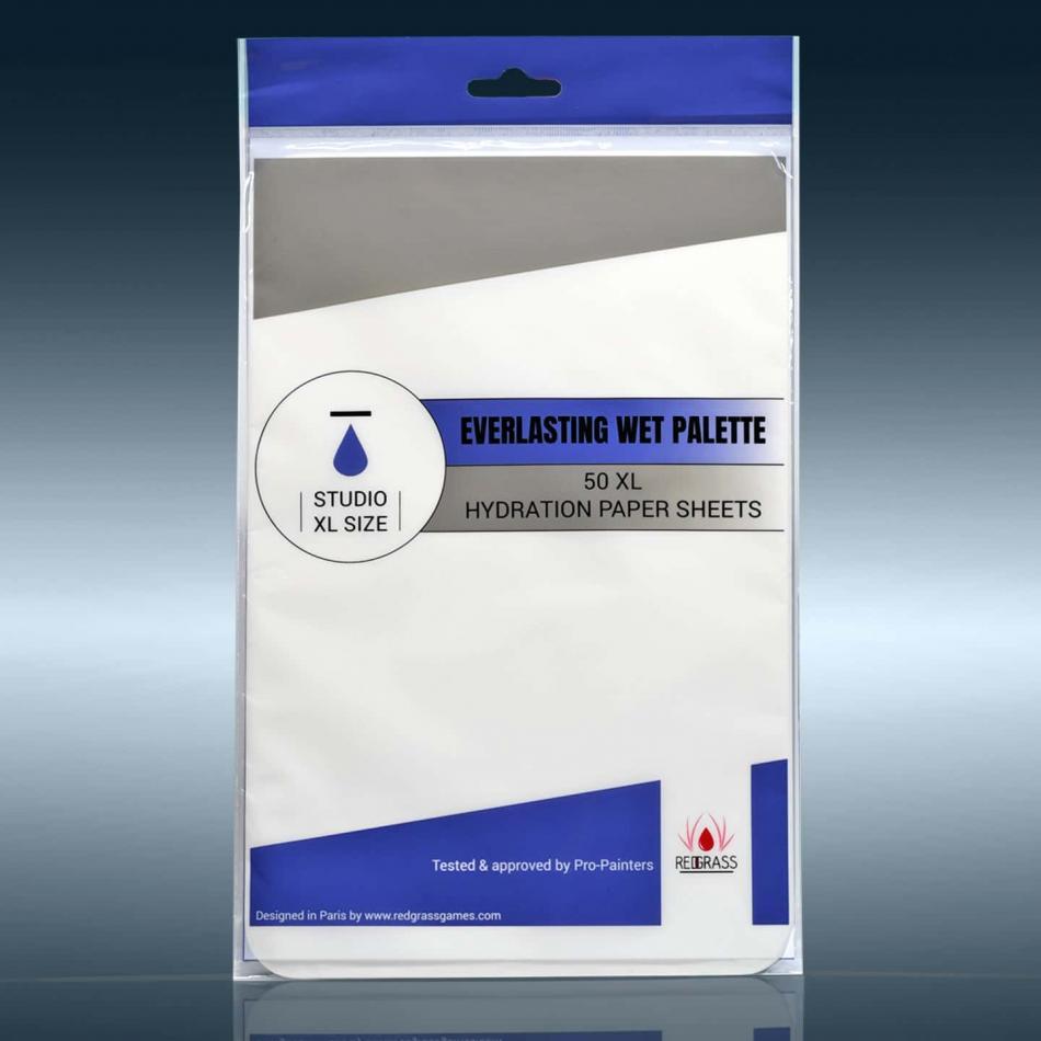 Hydration PAPER for STUDIO Wet Palette