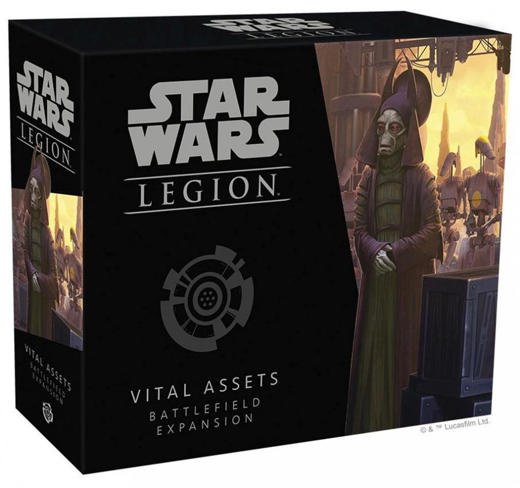 Star Wars: Legion Vital Assets Pack