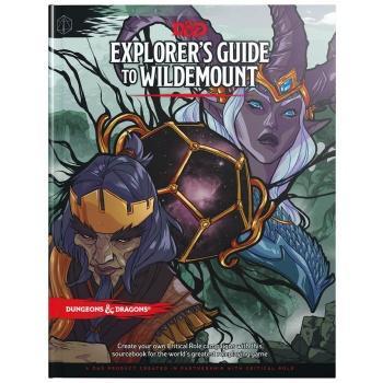 Explorer's Guide to Wildemount: Dungeons & Dragons (DDN)