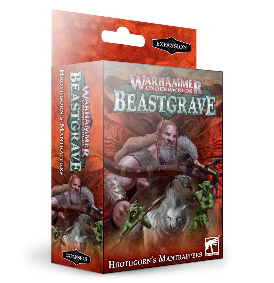 Warhammer Underworlds: Hrothgorn's Mantrappers (English)