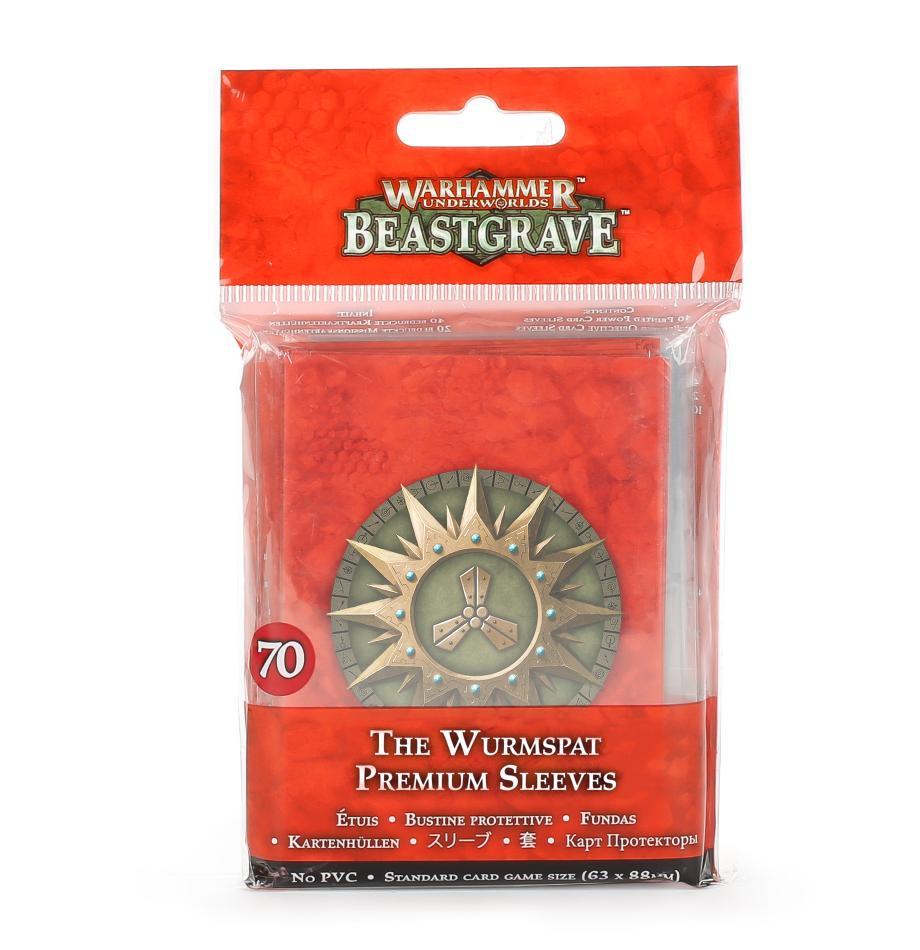 Warhammer Underworlds: The Wurmspat Card Sleeves