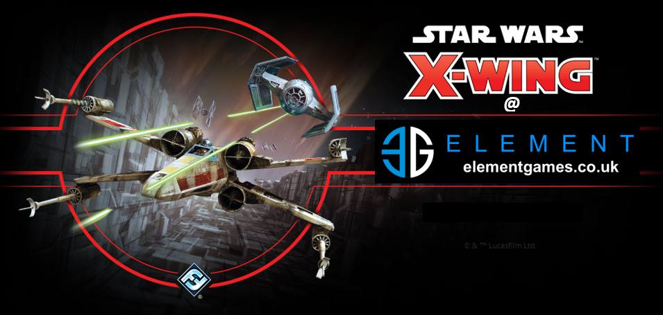 Element Games X-wing Prime 2020