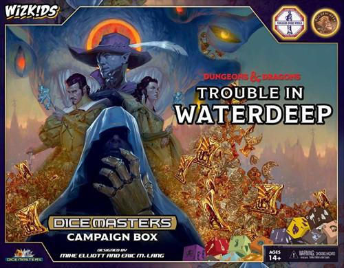 Trouble in Waterdeep Campaign Box: D&D Dice Masters