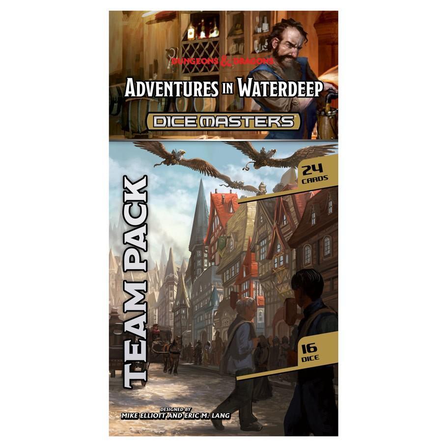 Adventures in Waterdeep Team Pack: D&D Dice Masters