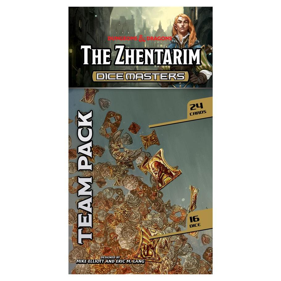 The Zhentarim Team Pack: D&D Dice Masters