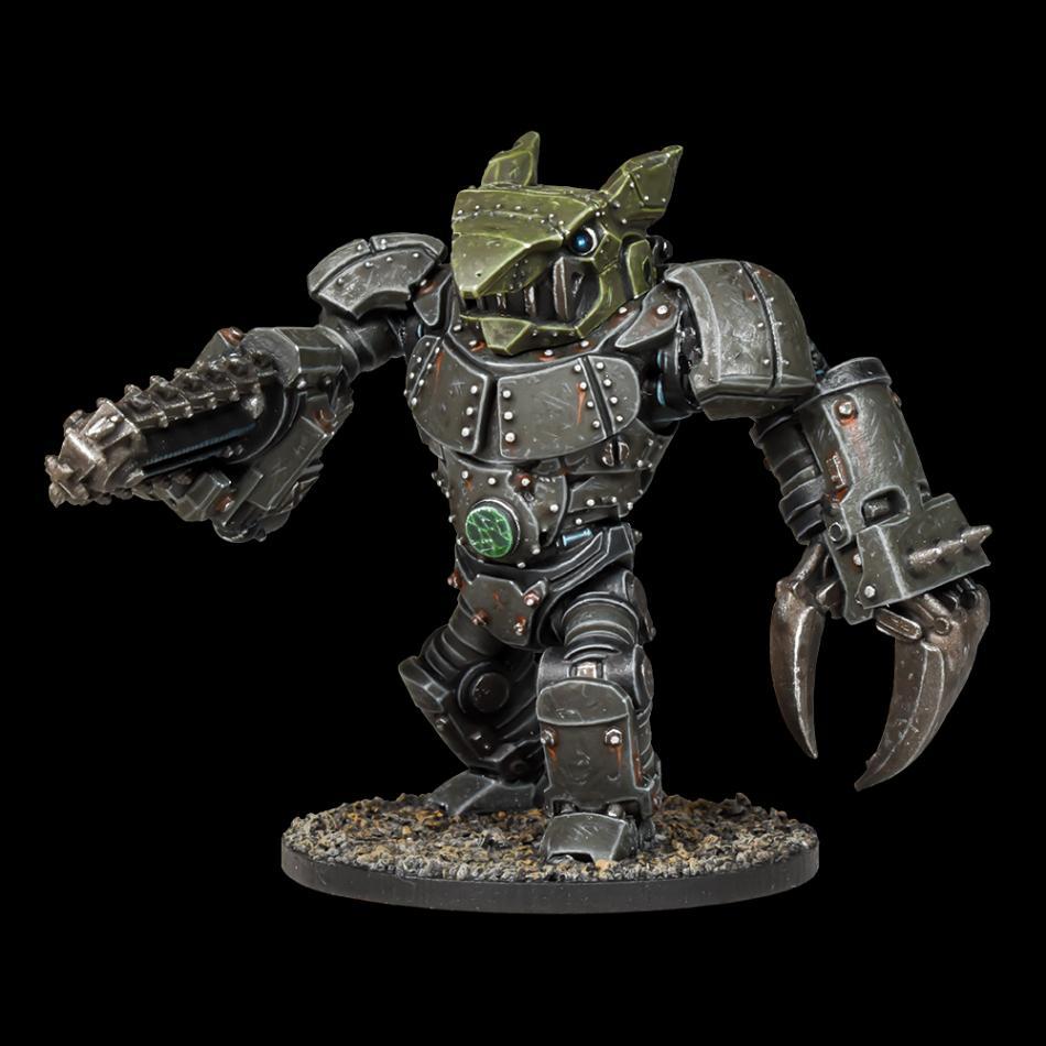 Bolts - Marauder character