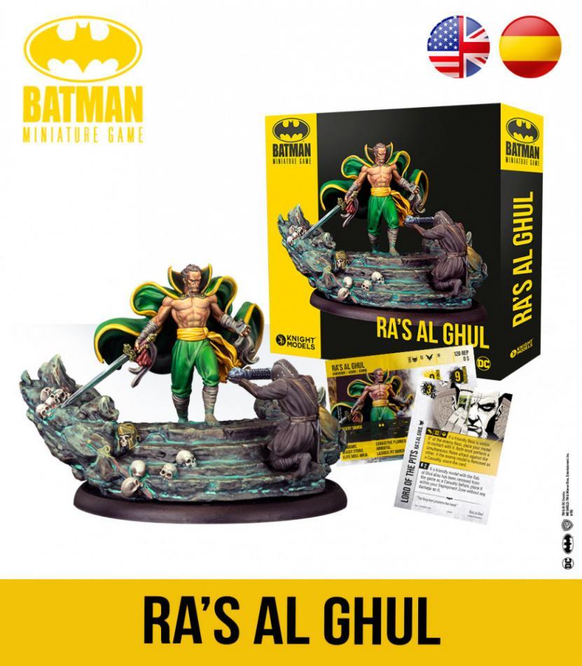 RAS AL GHUL (2020 New Sculpt)