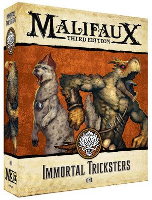 Immortal Tricksters