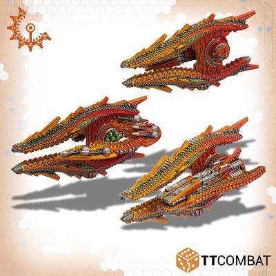 Shaltari Monitors