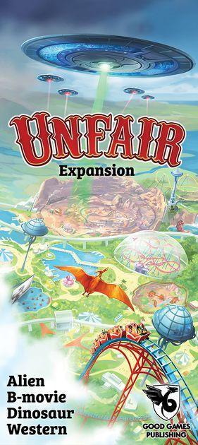 Unfair Expansion 1 - ABDW
