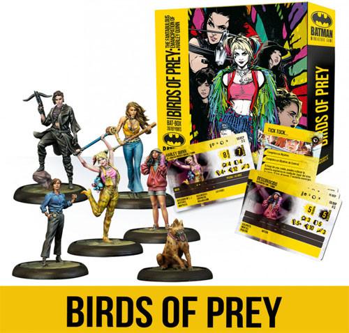 Birds Of Prey (batbox)