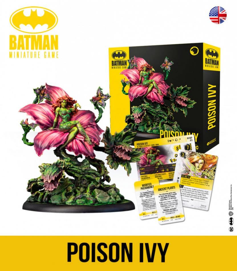 POISON IVY - (3rd edition)