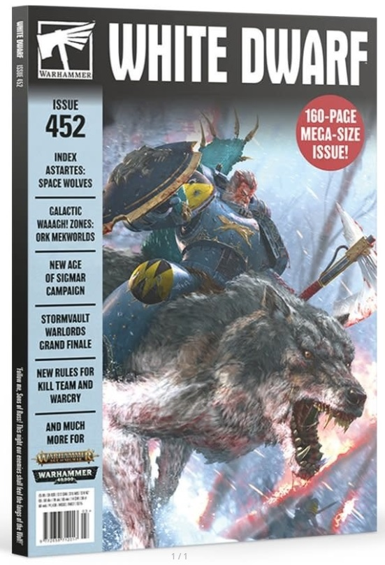 White Dwarf March 2020 (English)
