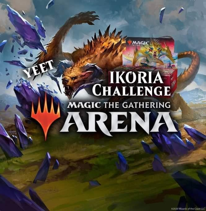 MTG Arena - Win-A-Box Standard 18th April