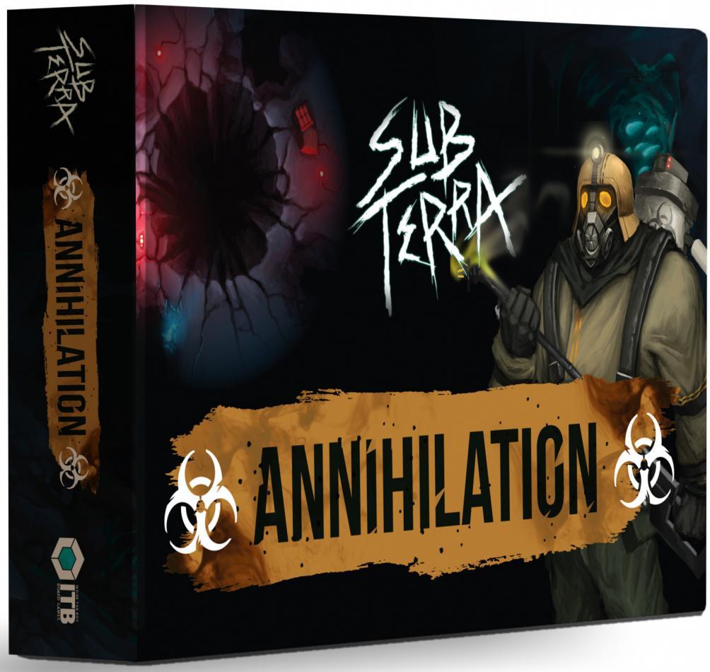 Annihilation: Sub Terra Expansion